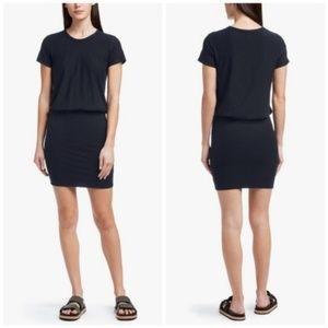Make Offer James Perse Blouson T Shirt Dress Black
